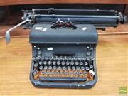 Sale 8435 - Lot 1036 - Remington Type Writer
