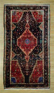 Sale 8559C - Lot 4 - Persian Bakhtiari 312cm x 175cm