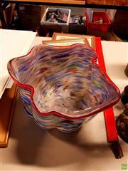 Sale 8582 - Lot 2380 - Art Glass Bowl