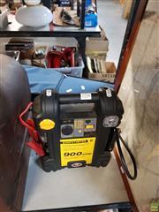 Sale 8582 - Lot 2258 - Portable Car Jump Starter