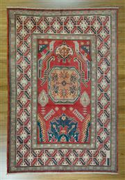 Sale 8617C - Lot 15 - Persian Kazak 194x263