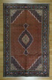 Sale 8625C - Lot 95 - Persian Ardabil 312cm x 198cm