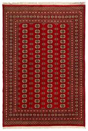 Sale 8790C - Lot 46 - A Persian Turkaman, Wool On Cotton Foundation Classed As Tribal Rugs, 297 x 200cm
