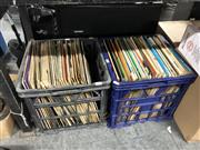 Sale 8789 - Lot 2260 - Two Crates of Records