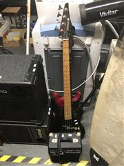 Sale 8789 - Lot 2199 - Electric Guitar, Bass Guitar and Amplifier