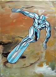 Sale 8939A - Lot 5023 - Tim Johnson (1947 - ) - Bogunovic, 2008 20 x 15 cm