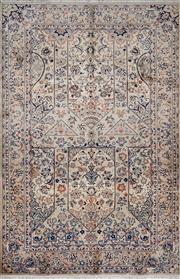 Sale 8380C - Lot 58 - Persian Kashan 326cm x 210cm