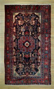 Sale 8559C - Lot 5 - Persian Saruq 305cm x 168cm