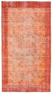 Sale 8626A - Lot 214 - A Cadrys Turkish Vintage Overdye Handspun Wool Carpet, Size; 250x136cm, RRP; $1220
