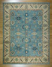Sale 8657C - Lot 10 - Afghan Chobi 365cm x 272cm