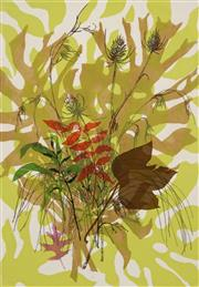Sale 8980A - Lot 5056 - Una Foster (1912 - 1996) - Memory Of Green, 1977 63 x 44 cm (frame: 93 x71 x 3 cm)