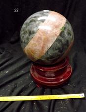 Sale 7905A - Lot 1687 - Sphere on Stand