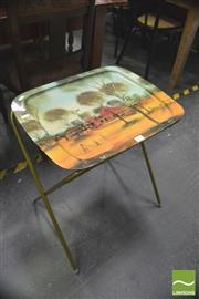 Sale 8392 - Lot 1057 - Breakfast Tray