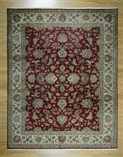 Sale 8625C - Lot 97 - Indo kashan 247cm x 312cm