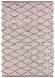 Sale 8725C - Lot 42 - An Indian Moroccan Inspired Flatweave, Copper 160x230cm, RRP $1,200