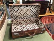Sale 8822 - Lot 1729 - Vintage Leather Case