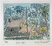 Sale 8939A - Lot 5025 - Peter Kingston (1943 - ) - Bride, 1988 38 x 28.5 cm