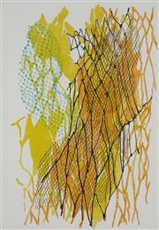 Sale 8980A - Lot 5057 - Una Foster (1912 - 1996) - Escape, 1976 63 x 44cm (frame: 93 x71 x 3 cm)
