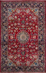 Sale 8370C - Lot 9 - Persian Kashan 350cm x 220cm