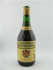 Sale 8398A - Lot 885 - 1x Chatelle Napoleon VSOP French Brandy
