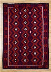 Sale 8566C - Lot 99 - Afghan Kilim 300cm x 205cm