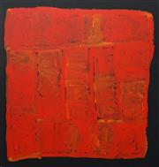 Sale 8652 - Lot 531 - Kudditji Kngwarreye (c1928 - 2017) - My Country 101 x 96cm (stretched and ready to hang)