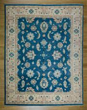 Sale 8657C - Lot 11 - Afghan Chobi 310cm x 242cm