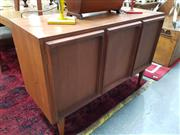 Sale 8822 - Lot 1172 - Small Chiswell Sideboard with Three Doors
