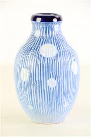 Sale 8977 - Lot 60 - A Czech made ceramic vase (H18cm)