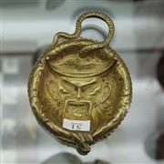 Sale 8362 - Lot 51 - Chinese Brass Incense Burner