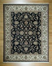 Sale 8625C - Lot 99 - Indo Kashan 244cm x 307cm
