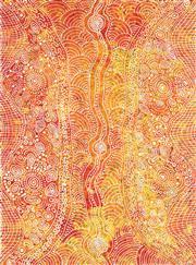 Sale 8642A - Lot 5092 - Dulcie Long Pula (1979 - ) - Awelye 94 x 70cm