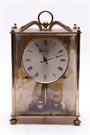 Sale 9023O - Lot 589 - Koma carriage clock (H22.5cm)