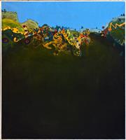 Sale 8339A - Lot 514 - Martin Collocott (1945 - ) - South Coast III, 1970 101 x 91cm