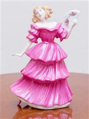 Sale 8430 - Lot 105 - A Royal Doulton figure, Jennifer HN3447. Height 19cm.