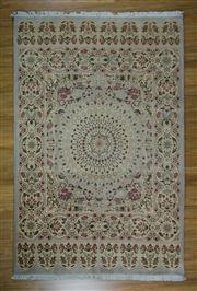Sale 8665C - Lot 6 - Double Knot Pakistani 278cm x 186cm