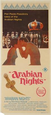 Sale 8822A - Lot 5107 - Arabian Nights - 76 x 34.5cm