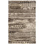Sale 8830C - Lot 8 - An Indian Sahara Design Charcoal in Handspun Wool 121x106 cm