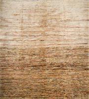 Sale 8380C - Lot 19 - Afghan Chobi Stripe 214cm x 196cm