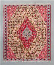 Sale 8499C - Lot 18 - Persian Sumak 151cm x 122cm