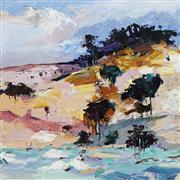Sale 8704A - Lot 5022 - Cheryl Cusick - Kaleiderscape 101.5 x 101.5cm