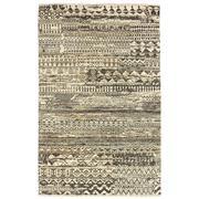 Sale 8830C - Lot 9 - An Indian Sahara Design Slate in Handspun Wool 102x119 cm
