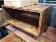 Sale 8908 - Lot 1014 - Art Deco Open Bedside