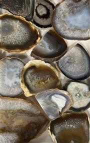 Sale 9063 - Lot 1051 - Box of Natural Agates