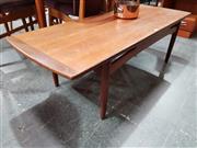 Sale 8782 - Lot 1042 - G Plan Teak Long John Coffee Table