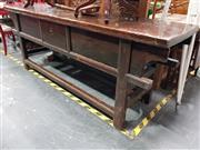 Sale 8717 - Lot 1013 - Oriental Sideboard