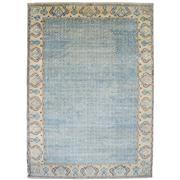 Sale 8830C - Lot 10 - An Indian Revival Khotan in Handspun Wool 433x309 cm