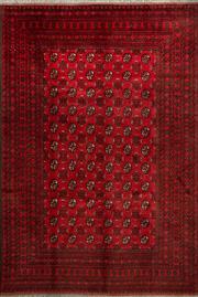 Sale 8380C - Lot 21 - Afghan Turkman 200cm x 300cm