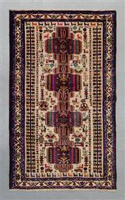 Sale 8499C - Lot 20 - Persian Baluchi 196cm x 116cm