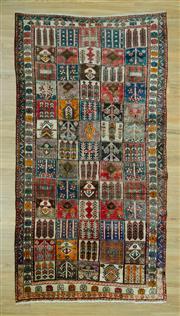 Sale 8559C - Lot 7 - Persian Shiraz 298cm x 160cm